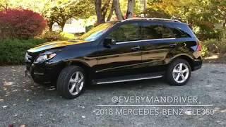 Quick Look: 2018 Mercedes-Benz GLE350