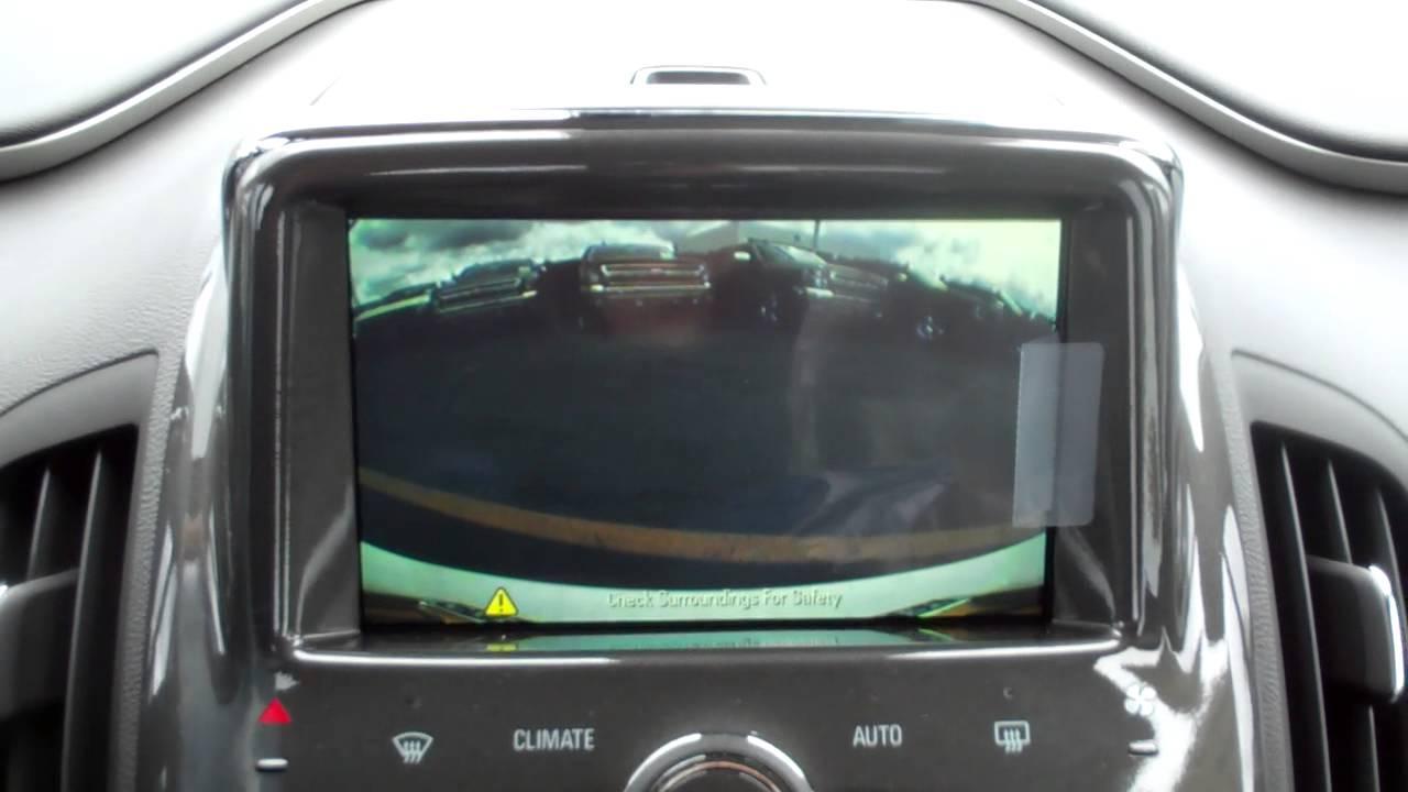 Chevy Volt Backup Camera Settings Capitol Chevrolet