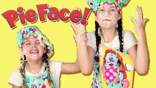 How To Make COOKIES AND CREAM DESSERT - Plus We Play The PIE FACE Game At The End!