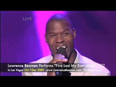 "LB on America's Got Talent Performing ""My First My Last My Everything"""