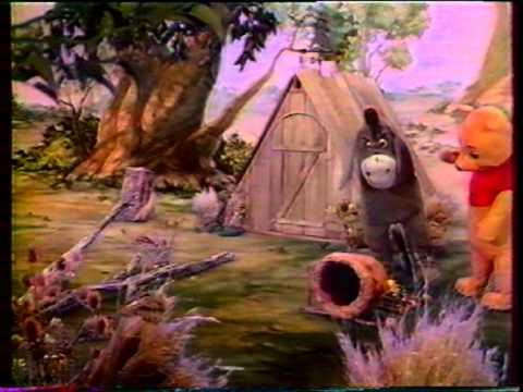 Winnie l'ourson  Bourriquet et l'orchestre  Vincent Perrot  Disney Channel