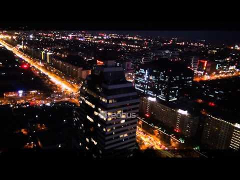 Xinhua News Agency - Teabus multirotor aerial photography