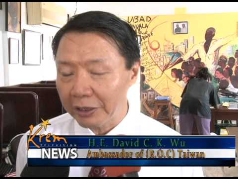 Ambassador David C. K. Wu on Taiwan-Belize Collaboration