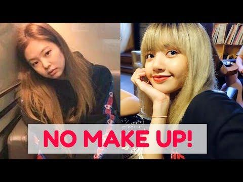 No Make-Up BLACKPINK