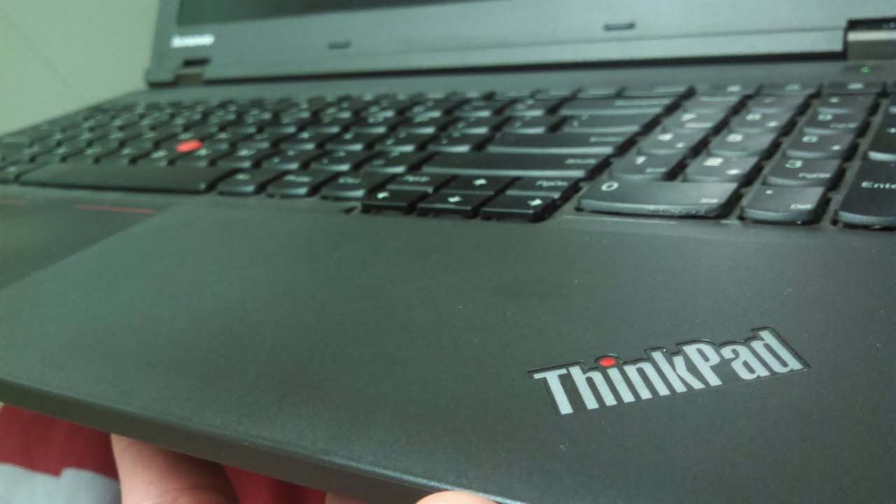 Lenovo Thinkpad L540 1 Year Update Review