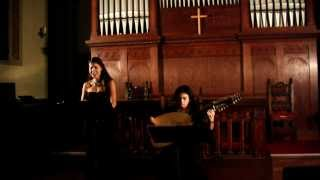 Francesca Caccini - Chi desia di saper - Anna Rita Pili - KOMOS&Co. 2013