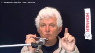 Tims Tiny Tunes #165: Fm, Pop, Level 1, Play-along lessons   Jazz harmonica licks