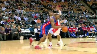 Tracy McGrady Highlights Vs Toronto Raptors 01-14-11 HD 720p