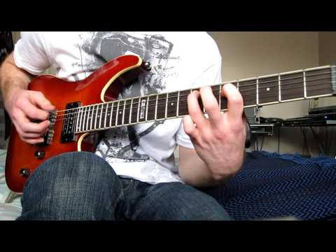 Metallica - Enter Sandman guitar cover