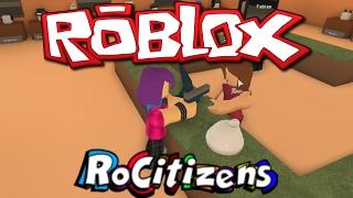 RUBBISH ROBBERS - ROBLOX - RO-CITIZENS! -3- GAMEPLAY