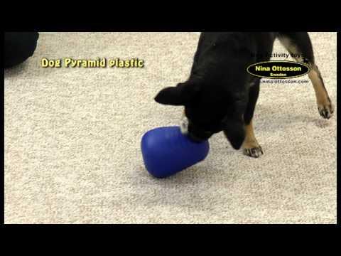 DogPyramid, 3 sizes, Nina Ottosson