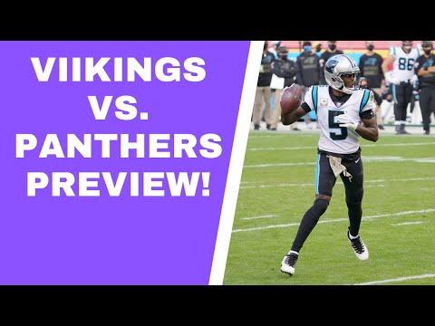 Minnesota Vikings vs. Carolina Panthers: Teddy Bridgewater revenge game?