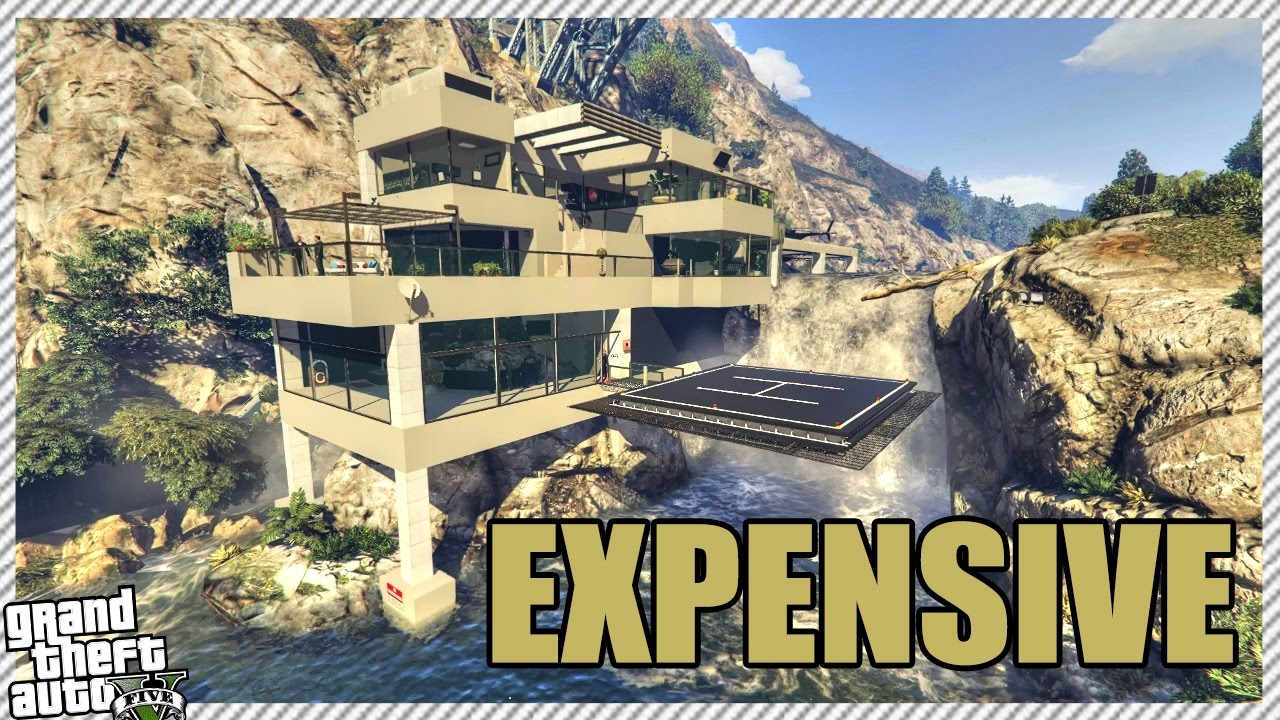 how to buy a mansion in gta 5 story mode