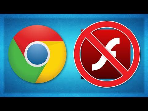 Google Chrome Will Soon Block Flash