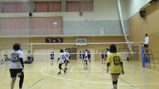 20190616練馬区混合バレー大会①~lakipeke vs 石東クラブ~