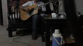 Thành phố buồn ( guitar)