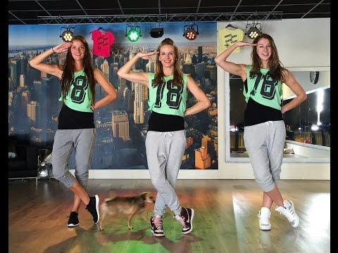 Wiggle Wiggle - Fulanito -Fitness Dance Choreography