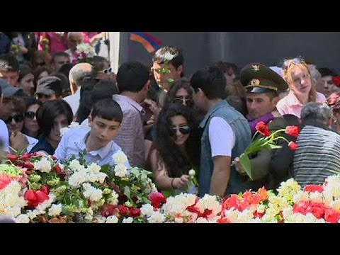Президент Армении: геноцид армян не завершен, пока Турция отрицает его