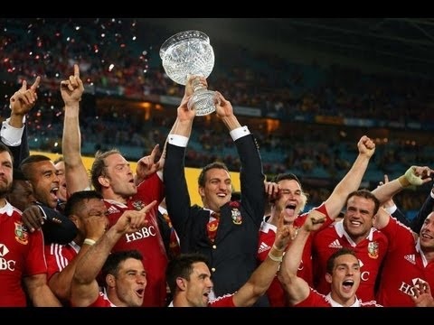 Lions Tour of Australia 2013 Tour Highlights
