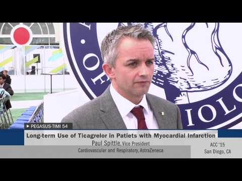 Long-term Ticagrelor in MI Patients: PEGASUS-TIMI 54
