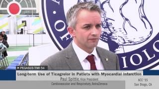 Long-term Ticagrelor in MI Patients: PEGASUS-TIMI 54