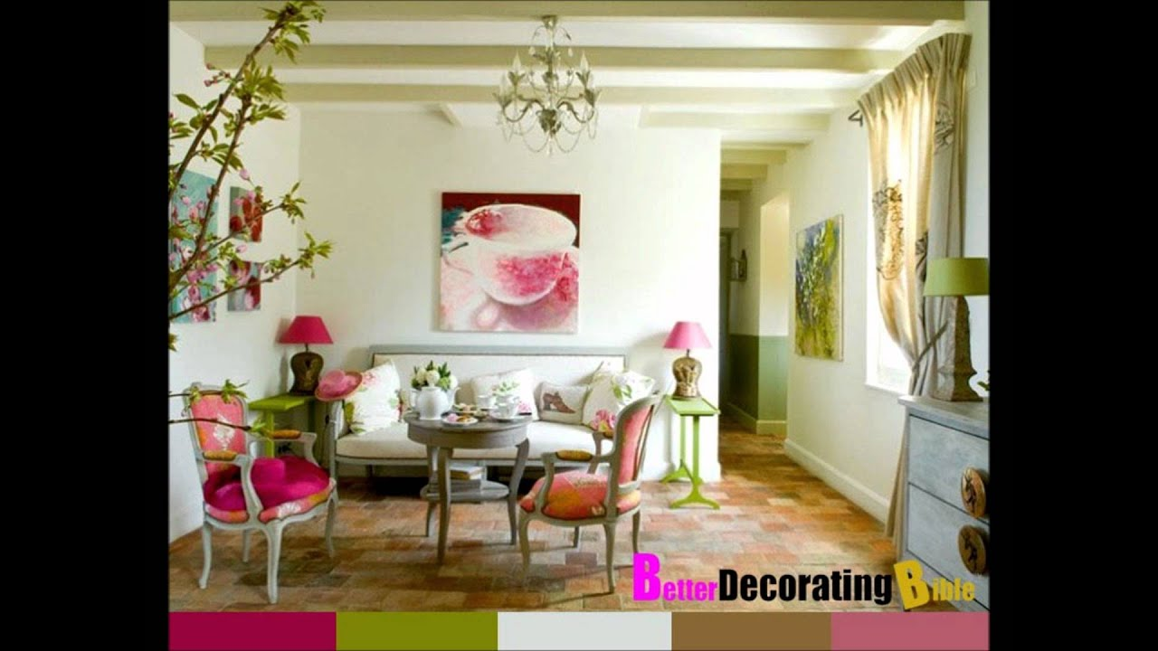 Decorating your home with pastel colors youtube for Decorate your home