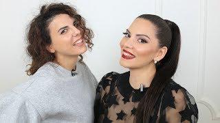 Novogodišnji makeup look uz Tijanu Kadović