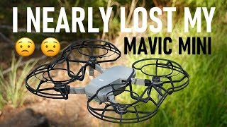 I Nearly Lost My Mavic Mini + Battery Concerns | DansTube.TV