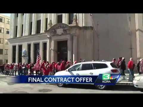 Business News: Verizon offers union its final offer