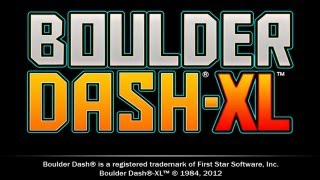 Official Boulder Dash®-XL™ Launch Trailer