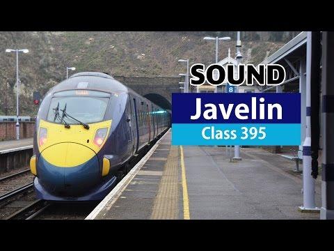 "[Sound]Class 395 ""Javelin""//日立IGBT-Inverter//Southeastern High-speed"