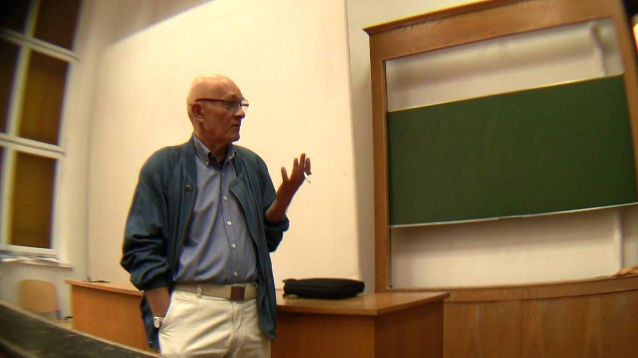 Kazimierz W. Frieske - Słowo o Instytucie Socjologii - YouTube