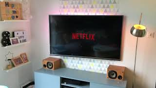 Maison connectée avec Google Home, Philips Hue, Xiaomi, Netflix, Spotify, IKEA