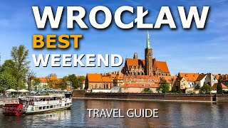 Things to do in Wroclaw, Poland's Hidden Gem! | Travel Guide