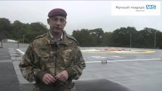 What our new helipad will mean to the Peninsula Trauma Centre