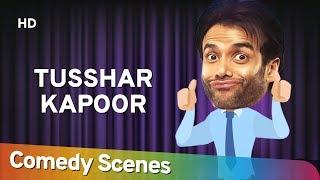 Tusshar Kapoor Comedy Scenes - तुषार कपूर की अब तक की सुपरहिट कॉमेडी - Comedy HIts #Shemaroo Comedy