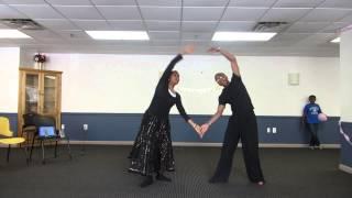 I Found Love Bebe Winans -- Praise Dance