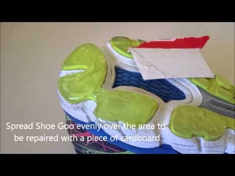 repairing-running-shoe-sole-wear