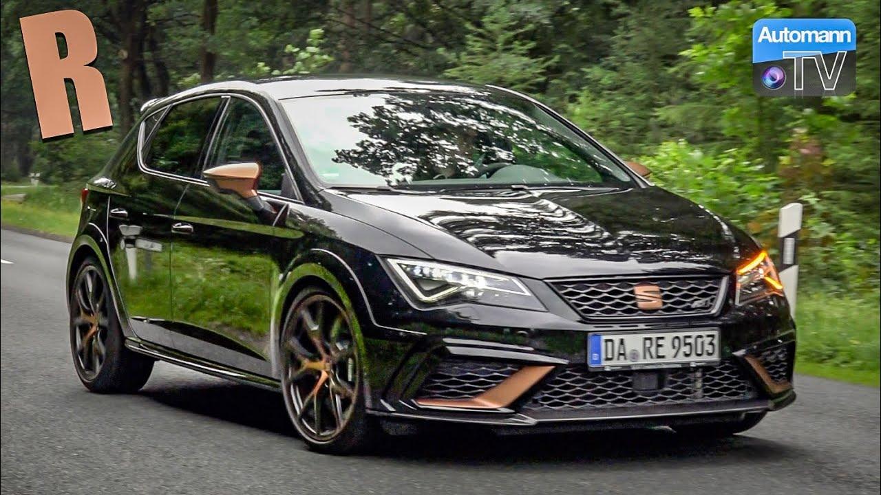 Seat Leon Cupra R >> 2018 Seat Cupra R 310hp Drive Sound