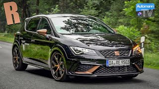 2018 Seat Cupra R (310hp) - DRIVE & SOUND!