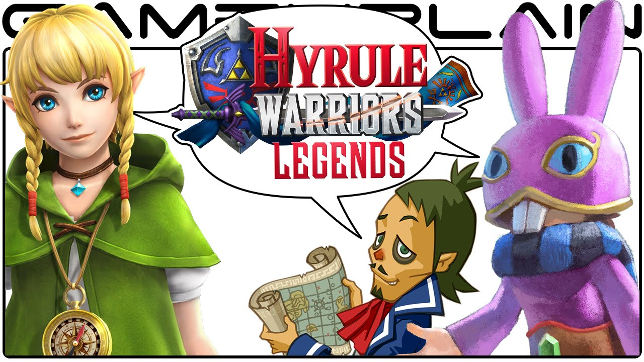 Hyrule Warriors Legends Dlc New Character Predictions Discussion Youtube