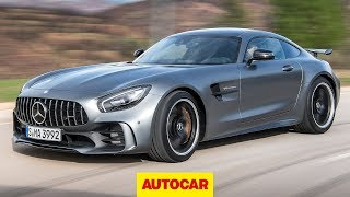 2018 Mercedes AMG GT R Does AMG 39 s 911 GT3 rival set a new benchmark Autocar