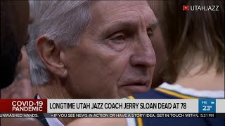 Nba Hall Of Famer Jerry Sloan Dead At 78