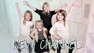 Our NEW CHANNEL!  If Girls Rule The World