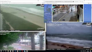 ураган ирма флорида майями эфир 10 09 2017 irma hurricane florida miami