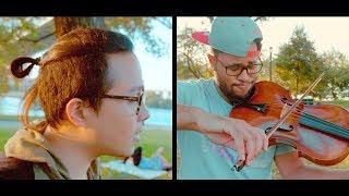"Logic ft. alessia cara & khalid - ""1-800-273-8255"" cover (@rosendalesings x @thatviolakid)"