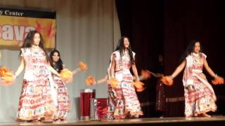 Ria Award Winning Dance Performance at Youthsava 2014
