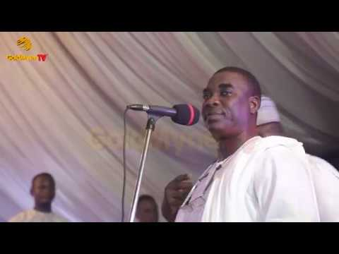Download K1 DE ULTIMATE'S PERFORMANCE AT SHERIFF AND RUQAYAT WEDDING CEREMONY