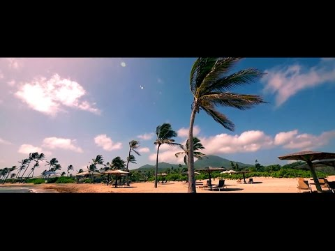 NISBET PLANTATION BEACH CLUB - NEVIS, WEST INDIES, CARIBBEAN LUXURY RESORT TRAVEL FILM