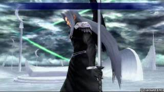 Dissidia: Final Fantasy [ENG]- Sephiroth Combo Video